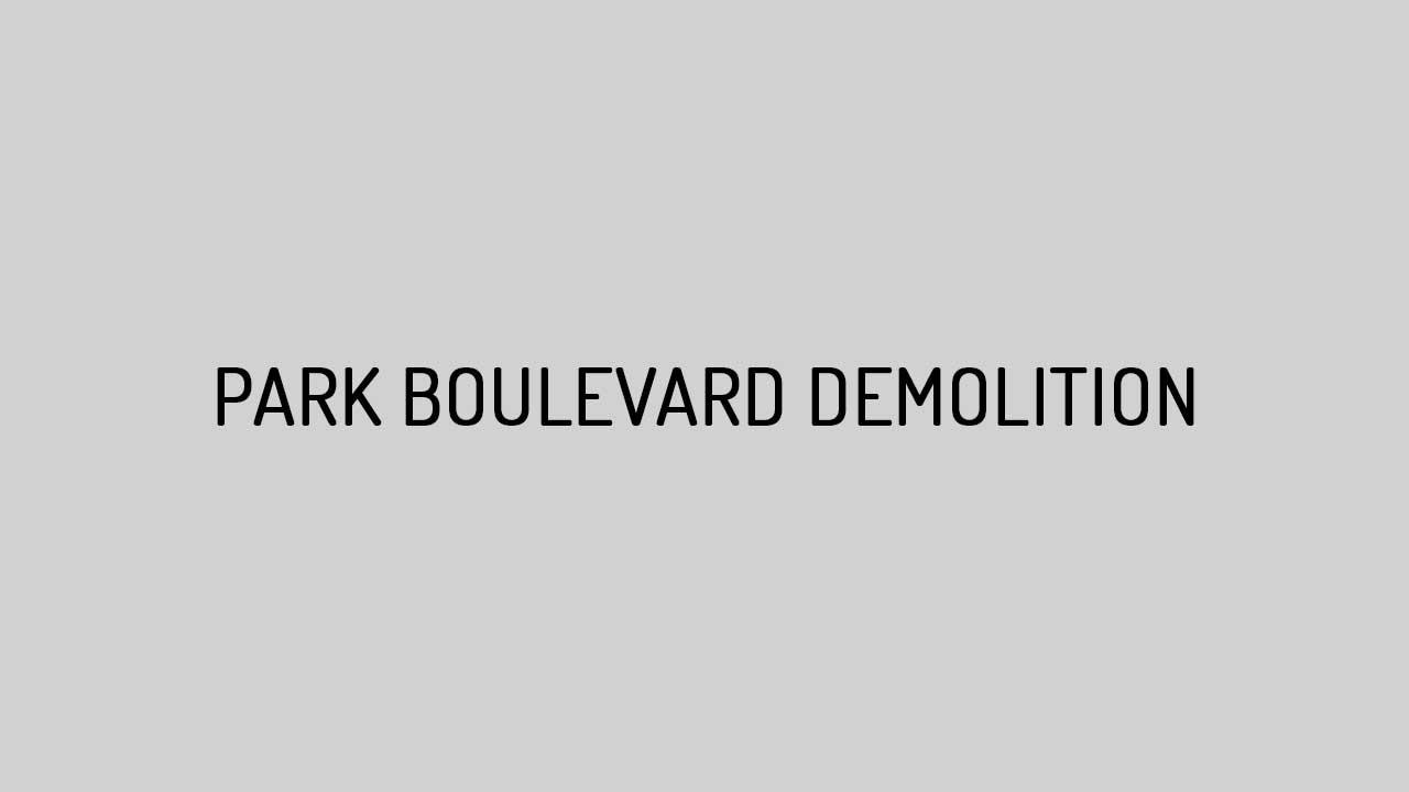 Htk Park Bouleward
