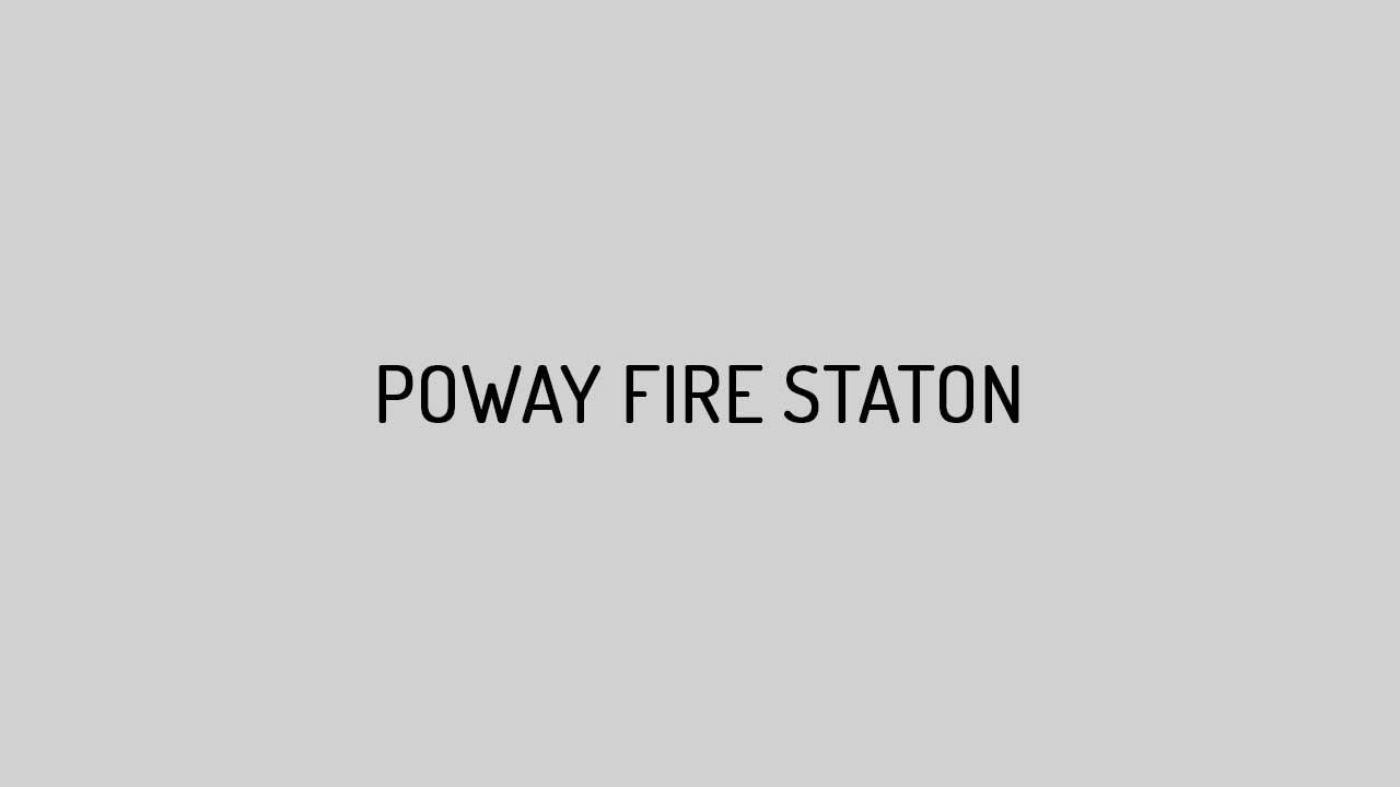 Htk Poway Fire Station